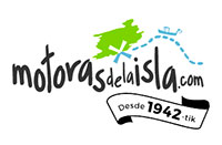 Motoras de la isla Logo